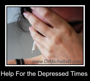 Help For The Depressed Times